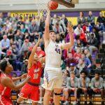Boys Varsity Basketball falls to Central Catholic 55 – 35