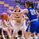 Girls Junior Varsity Basketball falls to Anthony Wayne 46-16