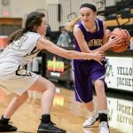 Girls Junior Varsity Basketball falls to Perrysburg 46 – 12
