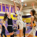 Girls Junior Varsity Basketball beats Lake High 42 – 36
