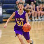 Girls Junior Varsity Basketball falls to Napoleon 43 – 18