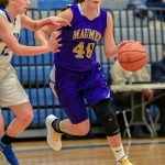 Girls Junior Varsity Basketball falls to Anthony Wayne 34 – 20