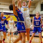 Girls Varsity Basketball falls to Springfield 52 – 34