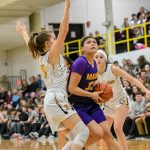 Girls Varsity Basketball falls to Sylvania Northview 57 – 32