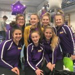 Varsity Gymnastics finishes 3rd place at NLL Championships