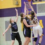 Girls Junior Varsity Basketball beats Swanton 36 – 31