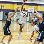 Boys Freshman Basketball beats Napoleon 33 – 29