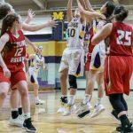 Girls Junior Varsity Basketball falls to Bowling Green 33 – 21