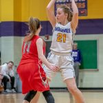 Girls Varsity Basketball beats Bowling Green 40 – 39