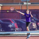 Boys Varsity Tennis beats Napoleon 4 – 1
