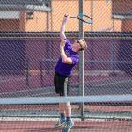 Boys Varsity Tennis falls to St. Francis 3 – 2