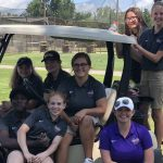Girls Junior Varsity Golf finishes 6th place at NWOGGL – Maple Grove