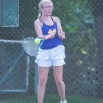 Girls Varsity Tennis beats Wauseon 4-1