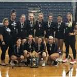 Volleyball beats Ross to claim MBK Championship
