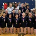 Maumee Volleyball Captures District Title