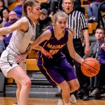 Girls Varsity Basketball falls to Perrysburg 64 – 18