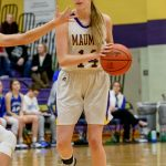 Girls Junior Varsity Basketball falls to Anthony Wayne 66 – 18