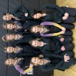 Varsity Gymnastics finishes 5th place at Win the Day Invitational