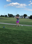 Girls Junior Varsity Golf finishes 4th place at NWOGGL Match
