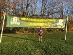 Eric Board Finishes XC Season with a Trip to the State Meet