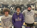Varsity Wrestling finishes 8th place at NLL Championships
