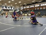 Maumee Qualifies Three Wrestlers for Districts