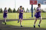 Boys Varsity Track finishes 1st place at Napoleon