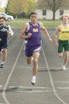 Boys Varsity Track finishes 5th place at Liberty Center Invitational