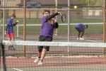 Panthers Boys Tennis Gets Big Victory Over AW