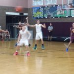 Silverman Leads the Charge!; Late Burst Lifts Varsity Boys over JEC