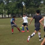 Festive Training; Optional Soccer Workouts Score Big Over Sukkot Holiday