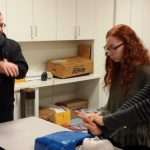 Flatbush Coaches Train for Emergency Situations; Staff Gets Certified in CPR/AED
