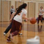 Shooting Stars; JV/Varsity Girls Stun North Shore in DH Sweep