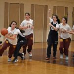 JV/Varsity Girls Fly by Central in Doubleheader Sweep