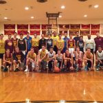Maccabi Greats Get Boys Basketball off to a Flying Start