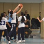 7th/8th Grade Girls Rebound Their Way to Victory