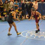 Wrestler Falls in Wittenberg Quarterfinals, Earns Respect Along the Way