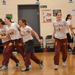 Fans Give Varsity Girls a Boost, Lift Falcons to Victory in MYHSAL Quarterfinals