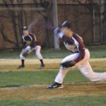 Clutch Hitting, Strong Pitching Put Falcons in the Win Column
