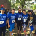 Flatbush Track Represents at 2016 HODS 5K Race
