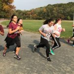 Falcon Flyers Give Repeat Performance at Van Cortlandt Park