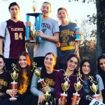 Girls Bring Home the Hardware, Boys Place 2nd in 1st-Ever MYHSAL X-C Championship Meet