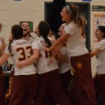 Varsity Girls Outlast the Cougars; Earn Trip to MYHSAL Finals