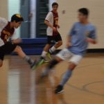 Boys Indoor Soccer Scores Big in Season Openers