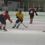 Falcons Score Big at Rapid Fire Ice Hockey Tournament