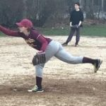 Young Falcons Softball Team Gains Experience as Season Gets Underway