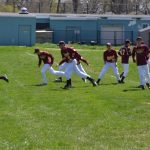 Falcons Baseball Opens in Mid-Season Form