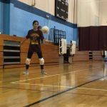 Girls Volleyball JV @ Kushner Invitational Tournament 11-5-17