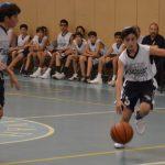 Falcon 8th Grade Boys Tame the Bulldogs in Regular Season Opener