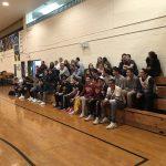 Boys Basketball Varsity v NSHA 1-2-18